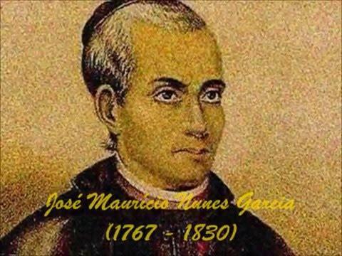 José Maurício Nunes Garcia - Beijo A Mão Que Me Condena