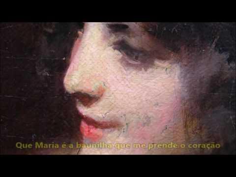 Oswaldo Lacerda - Minha Maria  - Sandra Félix