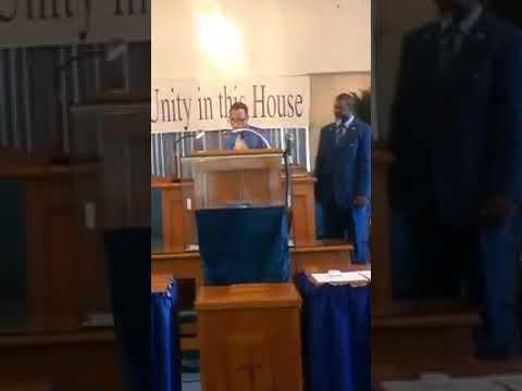 Time Is At Hand ✋- Apostle Louis Gordon Jr Grace On Purpose Ministries International Inc