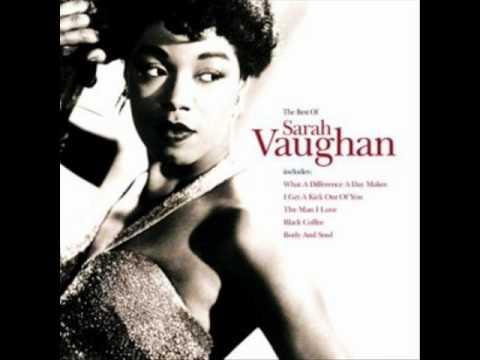 Sarah Vaughan - Broken Hearted Melody