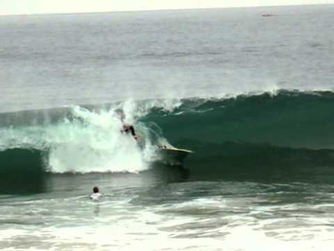 Surfing the Wedge