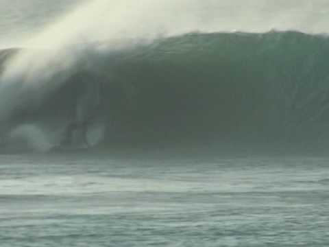 Cabo Blanco last swell