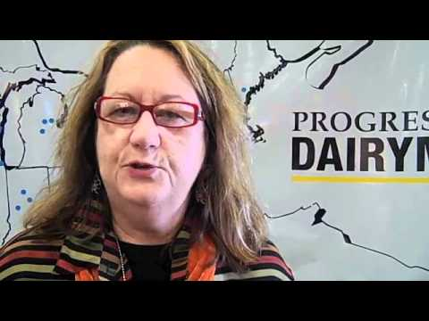 Barbara Luhring is Proud to Dairy!