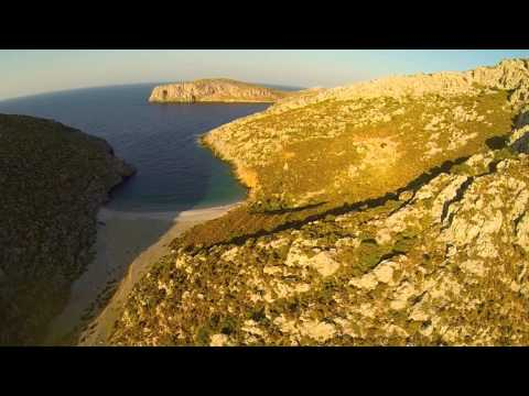 Kalymnos, from the air