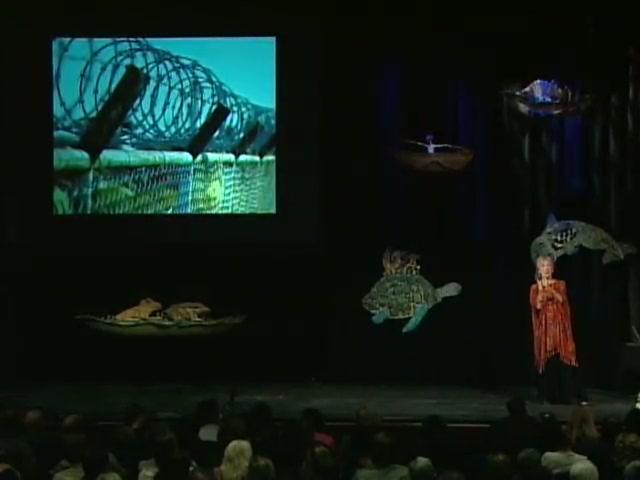 Joanna Macy on Uncertainty at Bioneers Conference