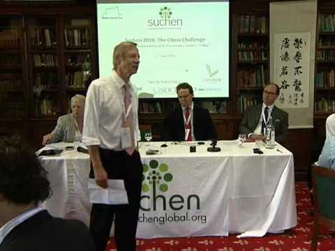 Lord Anthony Giddens - Climate Change Policy and China - Suchen Windsor Conference