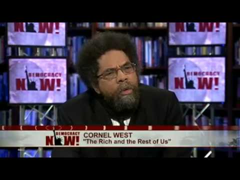 """Cornel West on the Upcoming 50th Anniversary of MLK's """"I Have A Dream"""" Speech, 28th August 2013"""