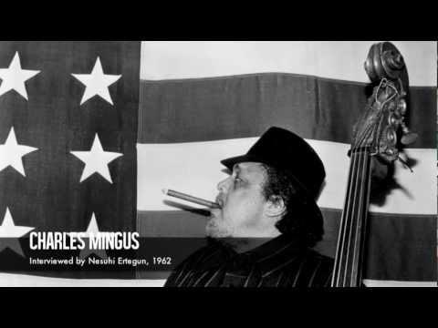 Charles Mingus Interview, 1962