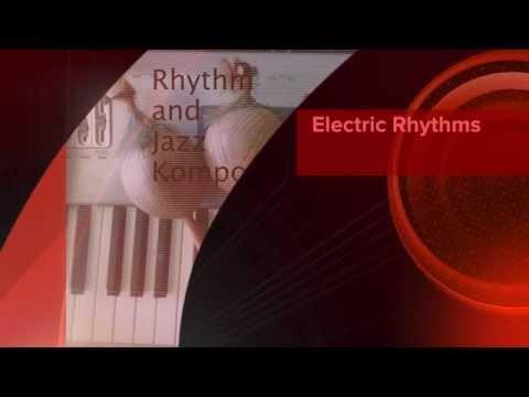VIDEO Electric Rhythms Komposer MD