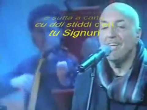 """festival della nuova canzone siciliana """"PASSU DOPU PASSU"""" Vittorio Magrì"""
