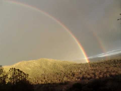 Double Rainbow! HAHA this made my day...possibly my life