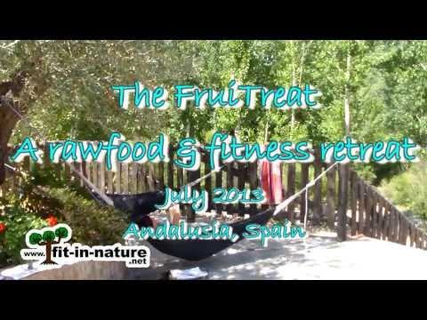 Fit-in-Nature.net Retreats in Andalusia - FruiTreat 2013 and upcoming ones July and August 2014
