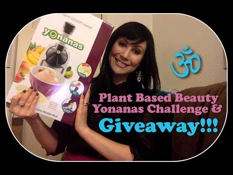 Yonanas Challenge and Giveaway!!!!