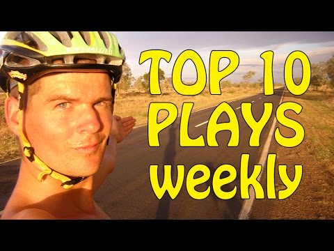 Durianrider's TOP 10 PLAYS of the WEEK 7