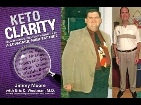 11 years on Ketogenic diet. Jimmy Moore's shocking blood test results!