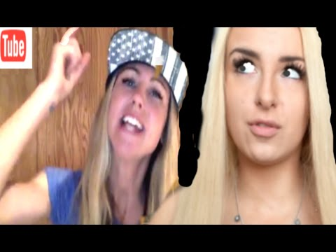 Tana & fans challenged Freelee, but PROOF they clicked off the response video after seconds. (Why Freelee is right / binge eating)