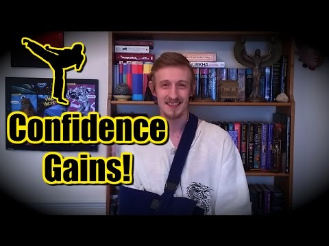 Self Confidence Gains - How Can You Be More Confident?