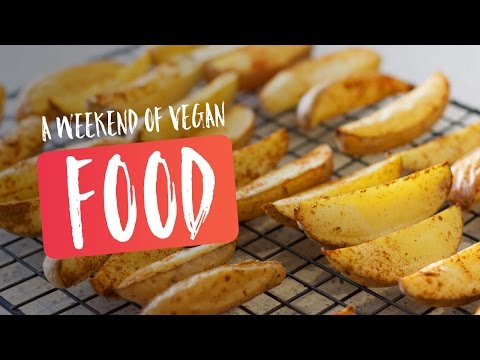 A Weekend of (Vegan) Food
