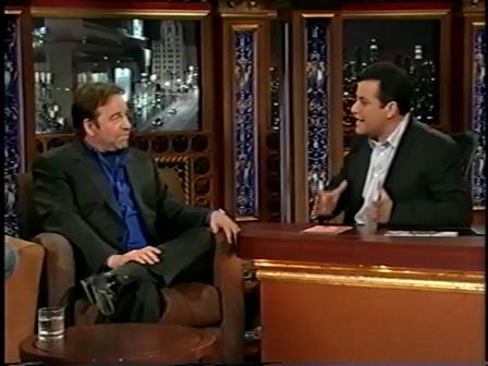 John Ritter & Jimmy Kimmel