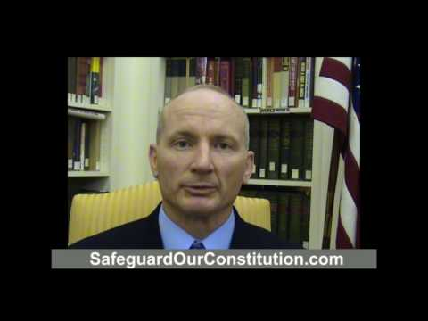 Lieutenent Colonel Terry Lakin explains why he is disobeying a direct order...