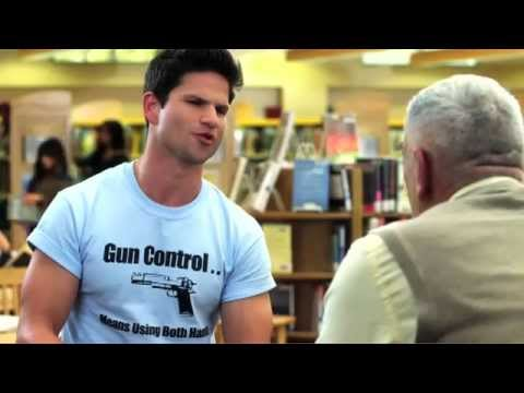The Calmer, Gentler 'Gunny' Wants You to Vote