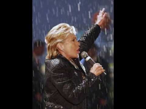 A Keeper! Hillary Clinton - I am Sick & Tired (Right to Protest)