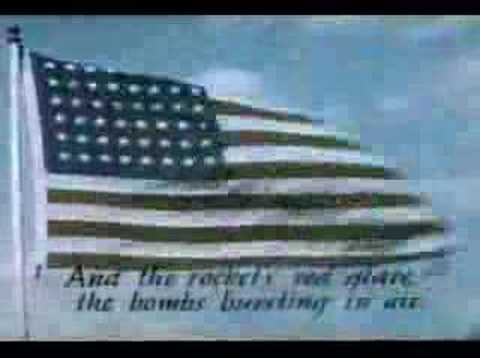 The Star-Spangled Banner (ca. 1940's)