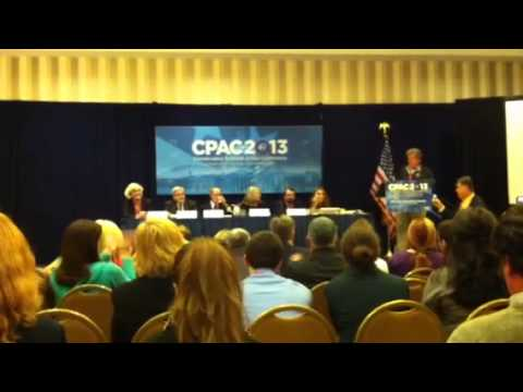 "Pam Gellar on CPAC's Refusal to Recognize Radical Islam: ""It's a Crime"""