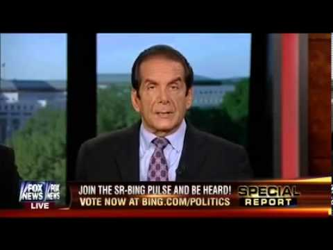Krauthammer obliterates Obama for being partisan post-DC Navy Yard Murders