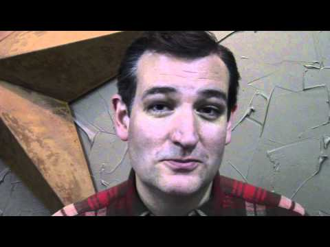 Message from Sen. Ted Cruz to SD and County Conventions