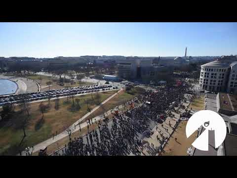 2018 March for Life Timelapse