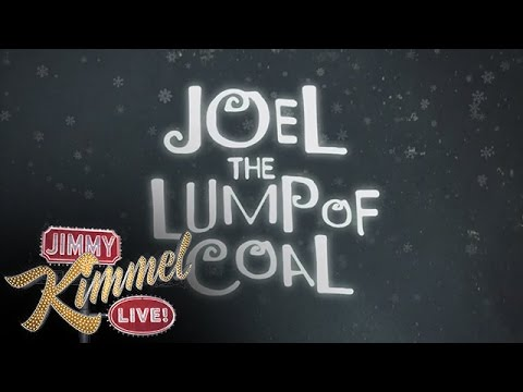 """Joel, the Lump of Coal"" by The Killers & Jimmy Kimmel (MUSIC VIDEO)"