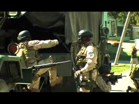 Evike.com- Operation Irene 7 Mogadishu Mile Trailer