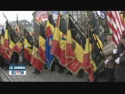 RTL-TVI News Battle of the Bulge Bastogne