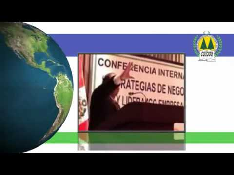 Conferencista Peruano de Emprendedores Sociales-Cooperativas.WCH
