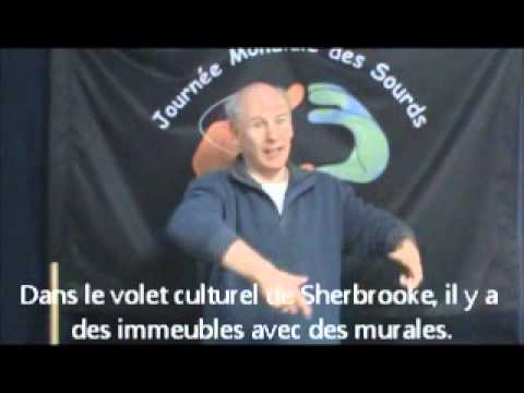 Journée Mondiale des Sourds de Sherbrooke