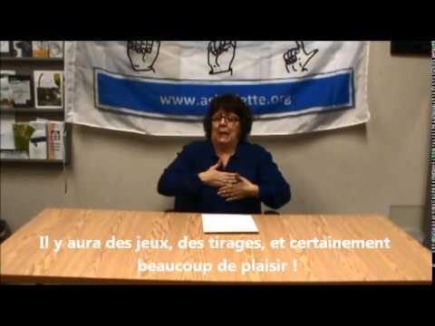 Nouvelles de l'ASL du 18 novembre 2014