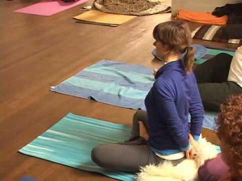 Kundalini Yoga - Exercise for Upper Back Tension Release