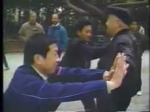 YouTube - Qigong master projecting his chi energy.flv