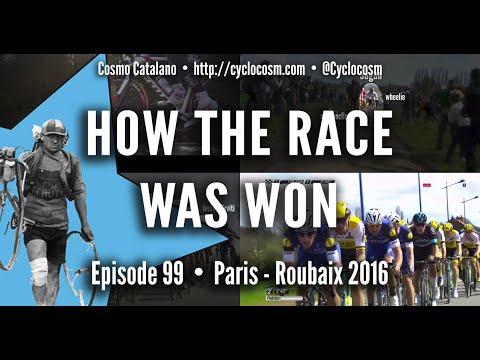 How the Race Was Won: Paris-Roubaix 2016