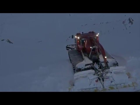 FULL MOON RIDE – Performance ECLAIR by Eric Barone - Vars, French Alps