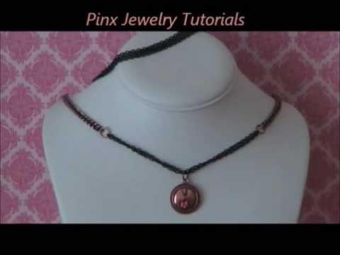 Pinx Jewelry Tutorials Copper Design 3