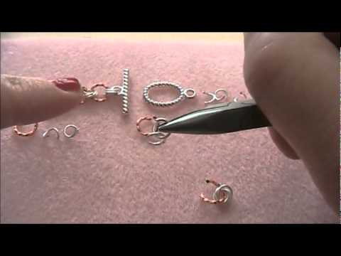 Pinx Jewelry Copper Design Series Chainmail Bracelet Tutorial