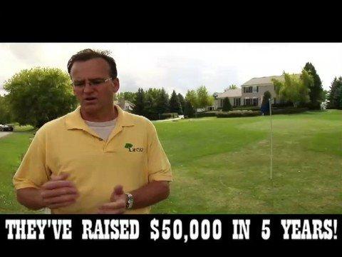 GREAT CHARITY FUNDRAISING IDEA: Neighborhood Golf Tournament