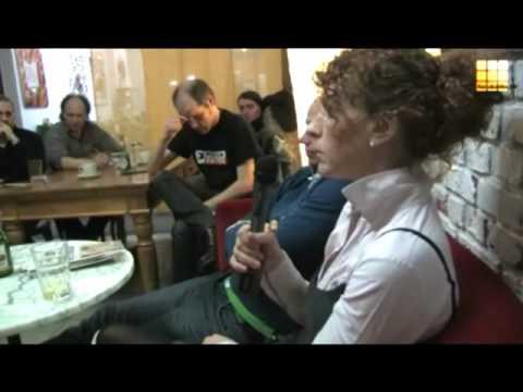 Susanne Wiest über die Petition zum bedingungslosen Grundeinkommen