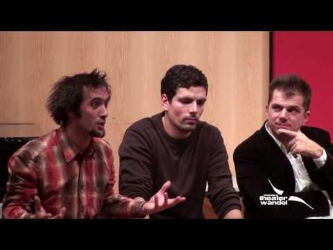 Zuschauergespräch zum Theaterwandel Thementag am 28.02.2010