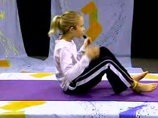 Carmen's Yoga 4 Everybody--Ep 2