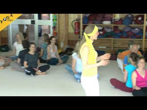 Konzept Yoga für Kinder, Lehrer und Eltern mit Sibylle Schöppel