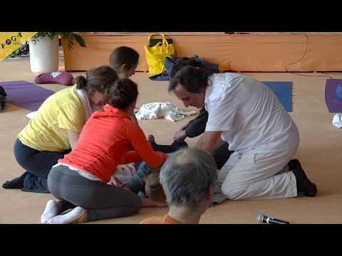 Kinderyogakongress - Kinderyoga Musterstunde: Entspannungstraining mit Yogaelementen für Kinder
