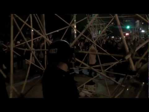 Occupy LA Raid
